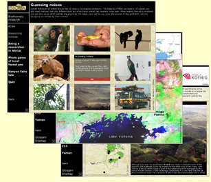 DVD: Biodiversity Research in Eastern Africa- Views